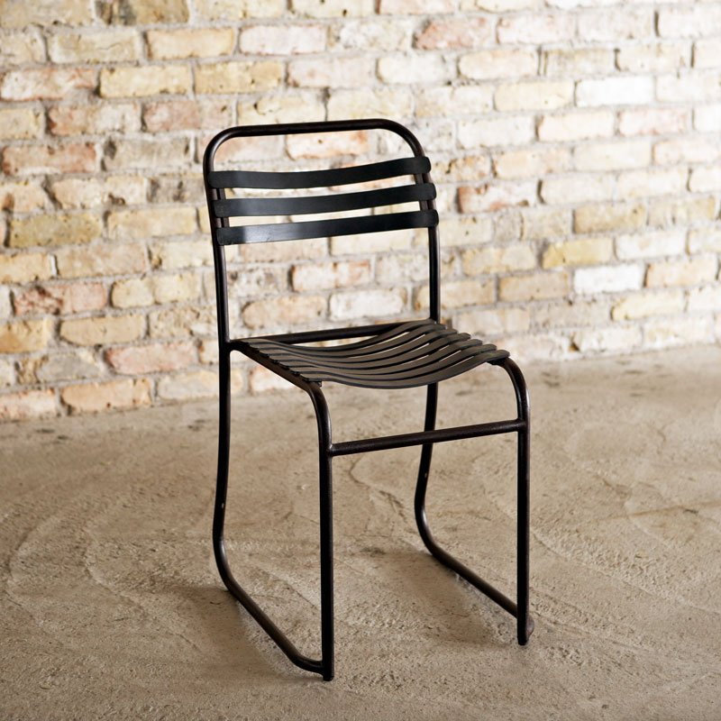 Ref. 119 | Little slatted stacking chair