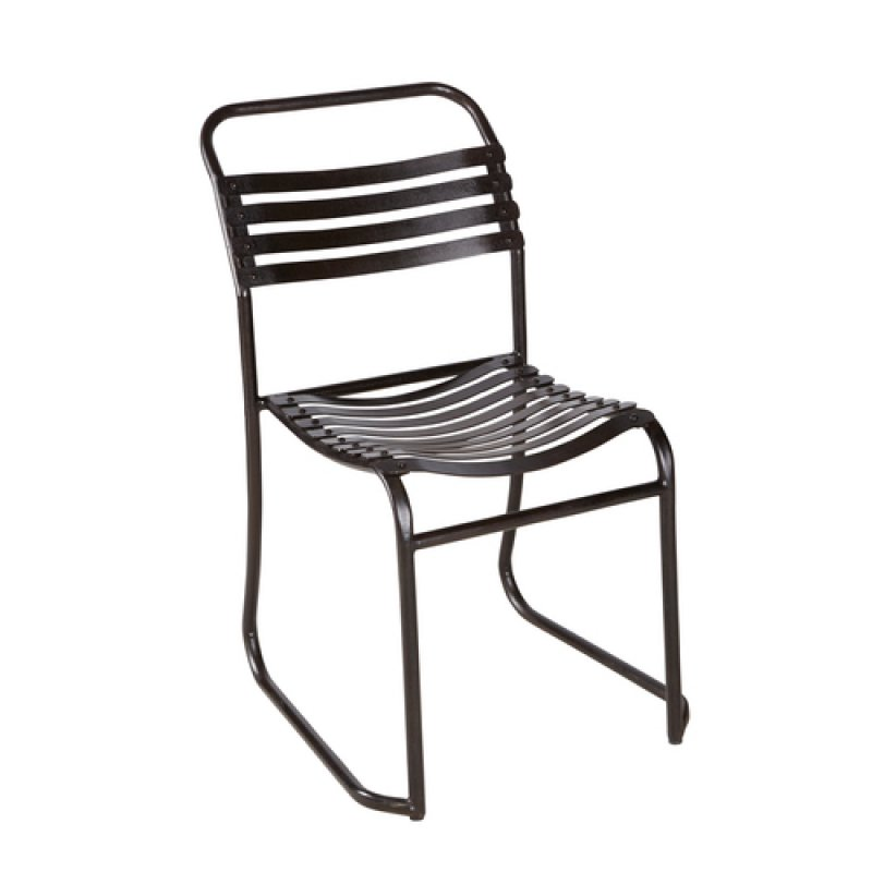 Ref. 126 | Big slatted stacking chair