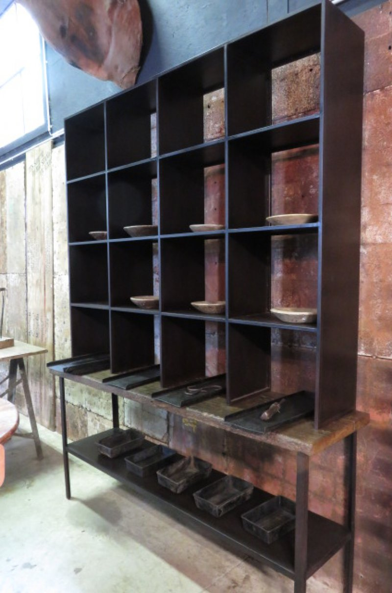Ref. 2039 | Workshop shelf