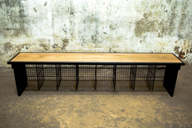 Ref. 297 | Big school bench