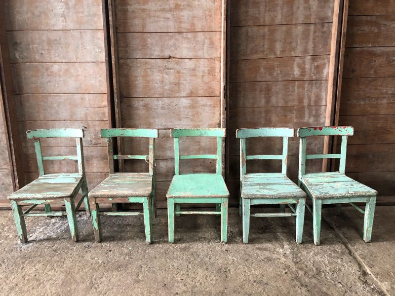 Ref. 922 | Little chairs for children