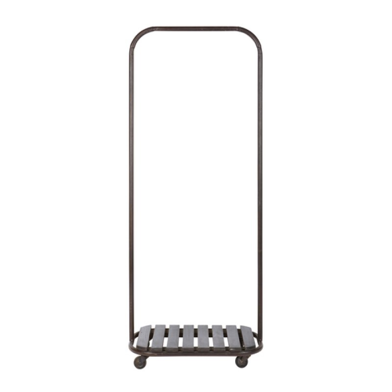 Ref. 64 | clothes rail on wheels