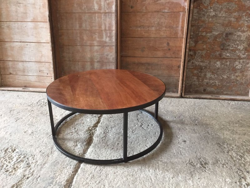 Ref. 1126 | Table basse Zoé ronde